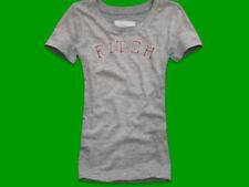 Womens Abercrombie,Hollister Graphic,Embellished T-Shirt Start XS,S,M,SHIPS FAST