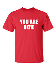 YOU ARE HERE Universe T-Shirt 4 Stargate Fans Eli Wallace Geek