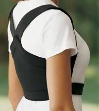 EquiFit Shoulders Back LITE Posture Corrector - BLACK & WHITE - Different Sizes