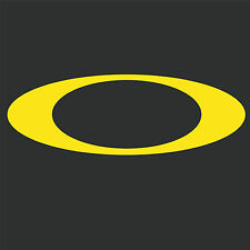 Oakley Logo decal sticker CHOOSE SIZE / COLOR.