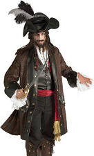 Caribbean Pirate Jack Sparrow Outfit Halloween Costume