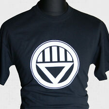 BLACK LANTERN T SHIRT MOVIE COMIC MARVEL GREEN BLUE RED LANTERN SUPER HERO