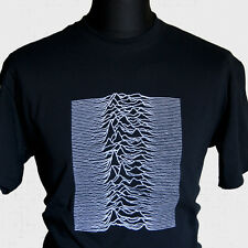Joy Division Unknown Pleasures Album New Cool T Shirt Ian Curtis Vintage Band