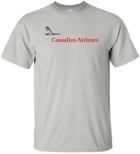 Canadian Airlines Retro Logo Canadian Airline Aviation T-Shirt