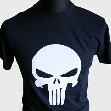 The Punisher T Shirt Super Hero Skull Comic Marvel Vintage DC Cool Tee