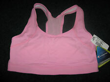 Champion Double Dry Fitness Sports Bra 6995 Choose size Power Pink++ NWT