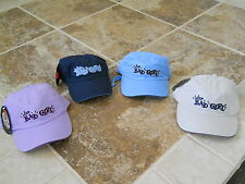 """NEW VIBE ADJUSTABLE WOMEN'S BASEBALL CAP """"BAD GIRL"""" NEW WITH TAGS FREE SHIPPING"""