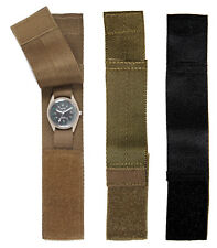 military style watch band nylon rothco 4101