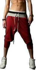 Jeansian Mens Casual Sport Rope Short Pants Jogging Gym 4 Colors 5 Sizes S300