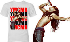 YMCMB Shirt Lil Wayne Young Money Cash Money Weezy Picture White T Shirt