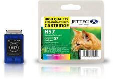 Remanufactured Jettec HP57 Colour Printer Ink Cartridge for PSC 1340 & more