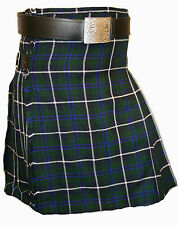 Mens 5 Yard Scottish Douglas Tartan Kilt  brand new