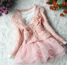 **Beautiful Girls 2 Piece Cardigan and Dimante Dress TuTu Set  Next Day Post UK*