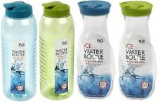 Lock & Lock BPA free Handy Circle Wave Ice Water Bottles 800㎖,1.2ℓ ,1.5ℓ