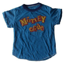 T-Shirts New Authentic Rowdy Sprout Motley Crue Vintage Inspired Kids T-Shirt