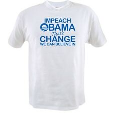IMPEACH OBAMA THAT'S CHANGE WE CAN BELIEVE IN ANTI OBAMA T-SHIRT
