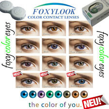 Ciba Vision Freshlook Color Contact Lenses ALL 12 COLORS, BEST PRICE on eBay!!!