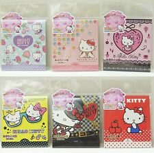 Sanrio Hello Kitty Pattern Oil Blotting Paper 50 sheets