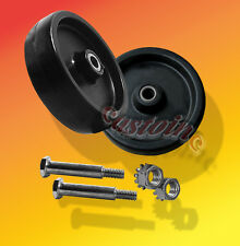 """2 Deck Wheels 5"""" AYP,fits Many makes and models"""