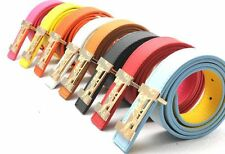 ladies waist belt hot sale faux leather I BELT available in 8 different colors