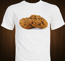mmm COOKIES! - delicious chocolate chip foodie T-Shirt