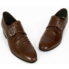 New Mens Shoes Classic Casual Dress Loafers Brown Novamall