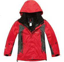 New Kids 2in1 Winter Outwear Ski Waterproof Climbing Hiking Outdoor Jackets Coat