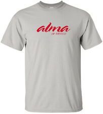 ALMA de Mexico Retro Logo Mexican Airline T-Shirt