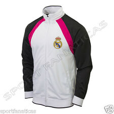 REAL MADRID JACKET TRACK Authentic official licensed product ship from USA
