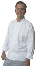 The 8 Button Chef Coat by Dickies #118 Sizes XS-5X