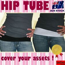 HIP T Tube Tummy Tucker Waist Band, Shaper Trendy Low rise Muffin Top, Boob Tube