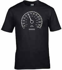 Men's Speedometer 60th Birthday /Fathers Day Gift T-Shirt
