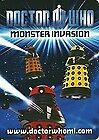 Dr Who Monster Invasion 153-165 Common Cards Choose From Drop Down List.
