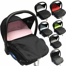 UNIVERSAL CAR SEAT FOOTMUFF/COSY TOES GRACO NEWBORN CARSEAT BABY BOY GIRL NEW