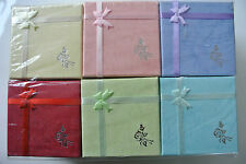 Jewellery/Bracelet Gift Box - Choose Colour x 1