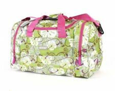 New Womens Overnight Bag Ladies Hand Luggage Flight Bag Gym Holdall UK 4 Colours