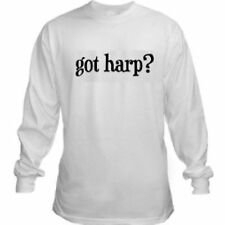 Got Harp? Band teacher professor orchestra string instrument LONG SLEEVE T-SHIRT