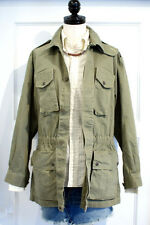POLO RALPH LAUREN DOUBLE RL RRL OLIVE GREEN MILITARY UTILITY JACKET COAT $590+