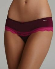 CALVIN KLEIN Super Silky Skirted Look Hipster Panty MSRP $24