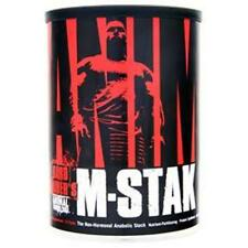 UNIVERSAL NUTRITION Animal M-Stak 21 pckts better quality buy 1-3 & save more