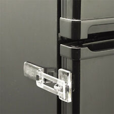 Clear or White Fridge Guard Refrigerator Door Latch Baby Safety Child Lock 61207