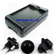 Wall Travel AC Battery Dock Charger For Samsung Galaxy S4 I9500 B600BC + USB OUT