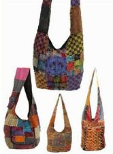 Wholesale Mix Lot of BOHO Nepal Hippie Sling Messanger Bags Fast Free Shipping