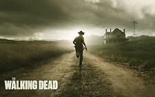 The Walking Dead Home Decor Canvas Print, choose your size.