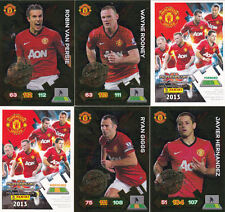 New Manchester United Man UTD Panini Adrenalyn XL 2013 Limited Editions + Others