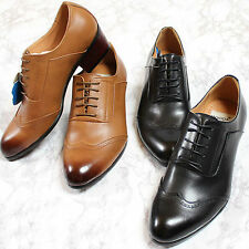New Mooda Mens Comfort Leather Modern Dress Formal Lace up Oxfords Shoes Nova
