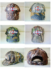 GIT-R-DONE Camo Camoflage Adjustable Baseball Hats Caps