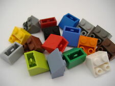 Lego Slope Brick 45 deg 2 X 2 Inverted Part No 3660 Colours & Qty Listed