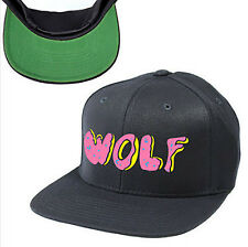 WOLF snapback Odd Future snapback wolf gang donuts tyler THE CREATOR snapback