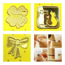 TPD 24K Gold Plated Anti Radiation Sticker Apple iPhone iPad Phone Tablet Camera
